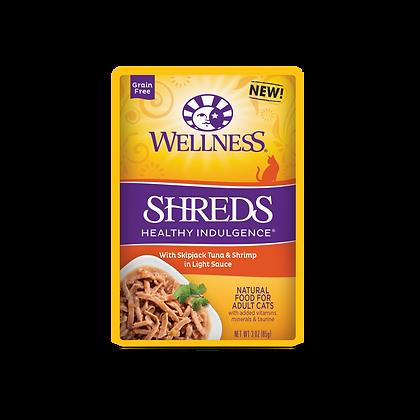Wellness Healthy Indulgence Grain Free Tuna & Shrimp Wet Food (3oz)