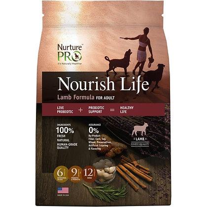 Nurture Pro Nourish Life Lamb Dry Food ( 4lb / 12.5lb / 26lb )