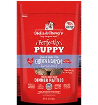 Stella & Chewy's Chicken & Salmon Puppy Patties ( 14 oz )