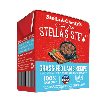 Stella & Chewy's Stew Grass-Fed Lamb Recipe ( 11oz )
