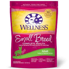Wellness Small Breed Adult Turkey & Oatmeal ( 12lb )