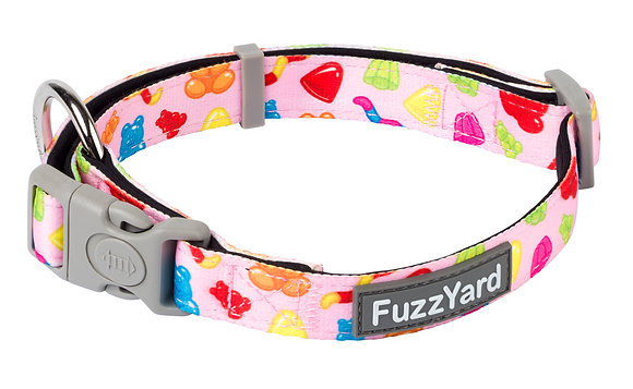 Fuzzyard Collar Jelly Bears