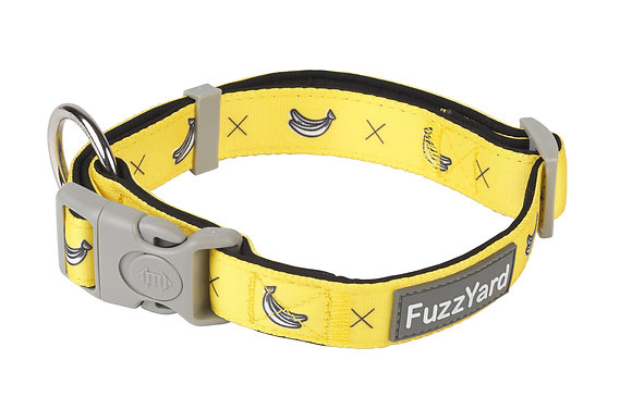 Fuzzyard Collar Monkey Mania