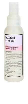 Fuzzyard Lavender + Cedarwood Aromatherapy Mist For Dogs (120ml)