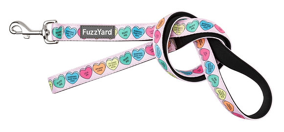 Fuzzyard Lead Candy Hearts