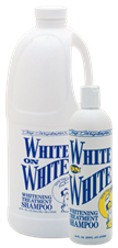 Chris Christensen White On White Shampoo ( 16oz / 1 Gallon )