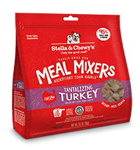 Stella & Chewy's Turkey Meal Mixers ( 18oz )