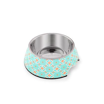 Ohpopdog Non Slip Bowl Straits Mint 17