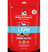 Stella & Chewy's Dandy Lamb Dinner Patties ( 25 oz )