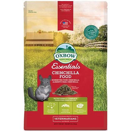 Oxbow Essentials Chinchilla Food ( 3lb / 10lb )