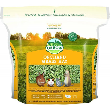 Oxbow Orchard Grass Hay ( 15oz / 40oz )