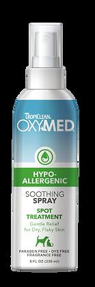 TropiClean OxyMed Hypoallergenic Spray (236ml)