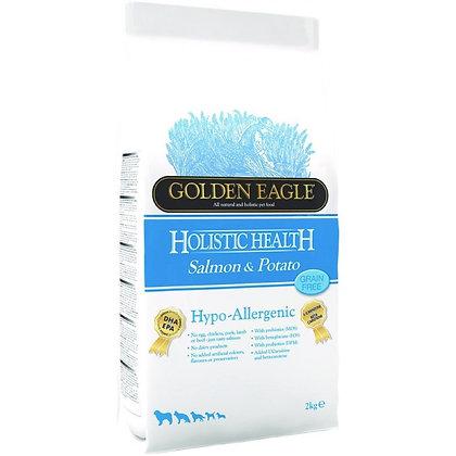 Golden Eagle Holistic Health Hypo Allergenic Salmon & Potato Formula ( 2kg/10kg)