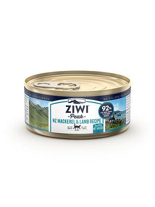 Ziwi Peak Mackerel & Lamb Cat Canned Food