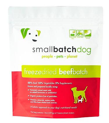 Smallbatch Freeze Dried Beef Slider (14oz)