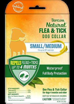 Tropiclean Natural Flea & Tick Dog Collar