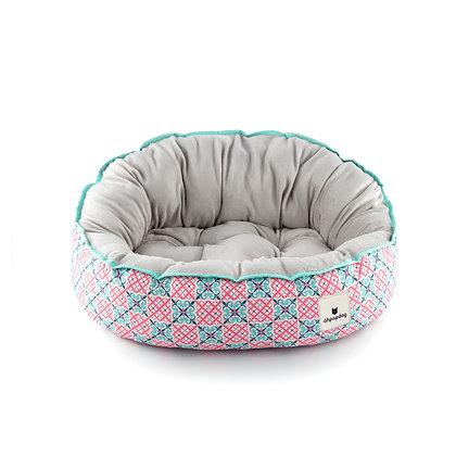 Ohpopdog Reversible Bed Bibik Pink 14