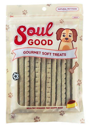 Soul Good Milk Soft Treats (100g)