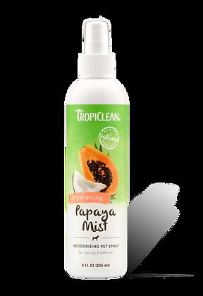 Tropiclean Papaya Mist Deodorizing Pet Spray ( 8 fl.oz )