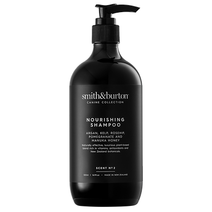 Smith & Burton Nourishing Shampoo (250ml / 500ml)