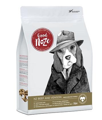 Good Noze Humphrey Freeze Dried NZ Beef & Venison ( 350g )
