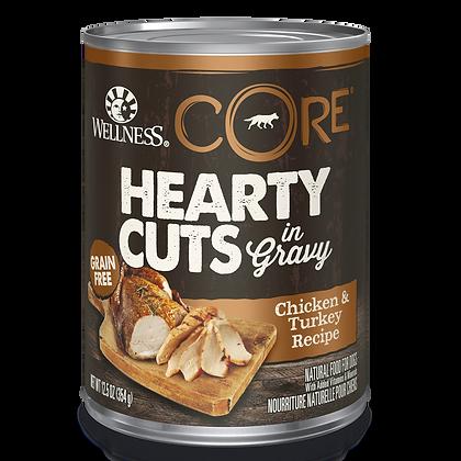 Wellness Core Hearty Cuts In Gravy Chicken & Turkey ( 12.5oz )