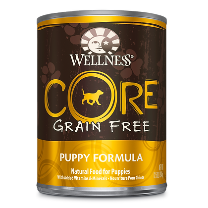 Wellness Core Puppy canned ( 12.5oz )