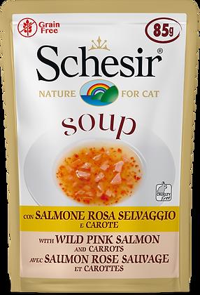 Schesir Pink Salmon & Carrots (85g)