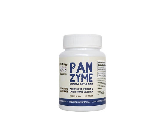 Dom & Cleo Panzyme Supplement ( 60 Gelcaps )