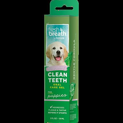 Tropiclean Puppy Clean Teeth Gel (59ml)