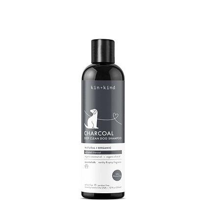 Kin + Kind Charcoal Shampoo (12oz)