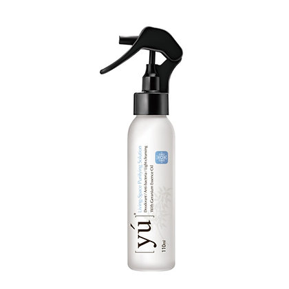 YU Living-Space Purifying Solution With Geranium Essence Oil ( 110ml )