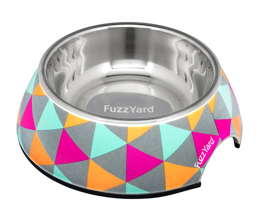 Fuzzyard Pop Easy Feeder Bowl