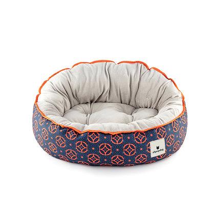 Ohpopdog Reversible Bed Baba Navy 150