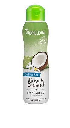 Tropiclean Lime & Coconut Shampoo (12oz)