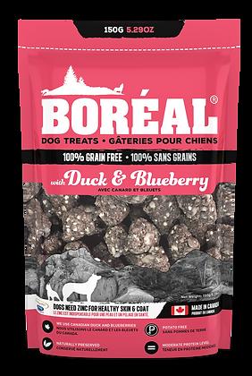 BORÉAL DUCK BLUEBERRY DOG TREATS (150g)
