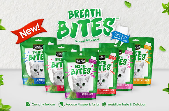 Kit Cat Breath Bites ( 60g )