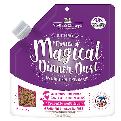 Stella & Chewy's Marie's Magical Dinner Dust Salmon & Chicken (7oz)