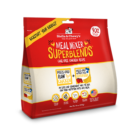 Stella & Chewy's Chicken Superblends Meal Mixers ( 16 oz )