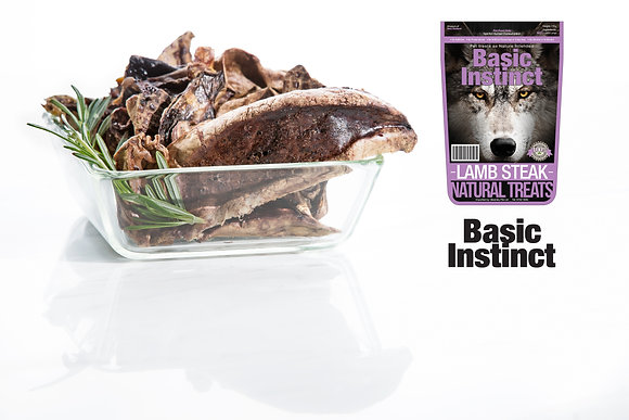 Basic Instinct Lamb Steak (130g)