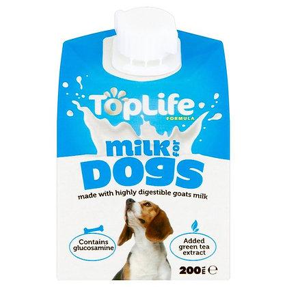 Top Life Goat Milk Dog ( 200ml )