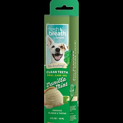 Tropiclean Dog Vanilla Mint Clean Teeth Gel (59ml)