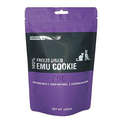 Freeze Dry Australia Emu Cookie (100g)
