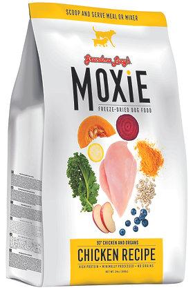 Grandma Lucy's Moxie Freeze Dried Dog Food Chicken Recipe (8oz)
