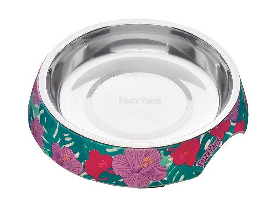Fuzzyard Lahaina Cat Bowl