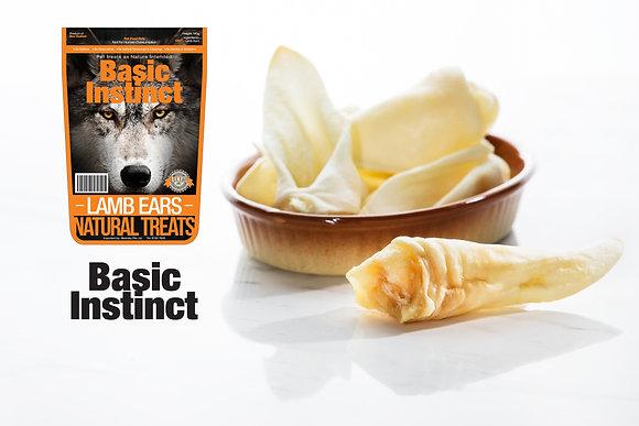 Basic Instinct Lamb Ears (140g)