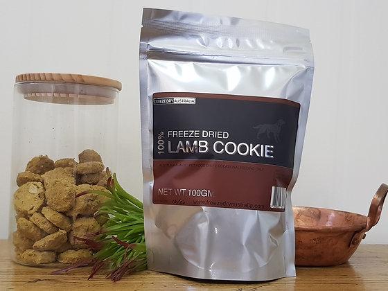 Freeze Dry Australia Lamb Cookie (100g)