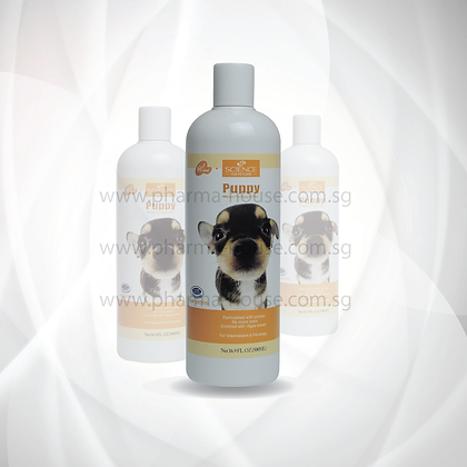 SB Science Puppy Shampoo ( 500 ml / 4L )