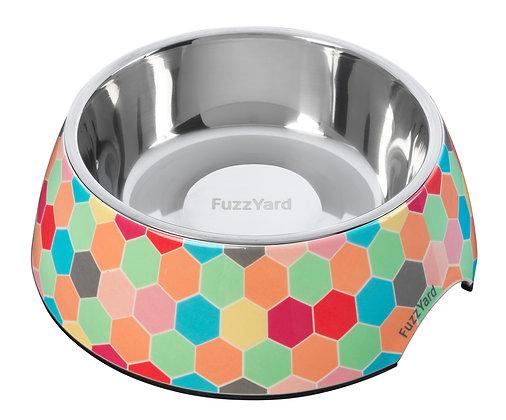 Fuzzyard The Hive Easy Feeder Bowl