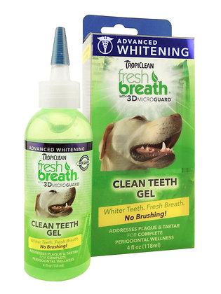 Fresh Breath Advance Whitening Gel – With 3D Micro Guard (4oz)